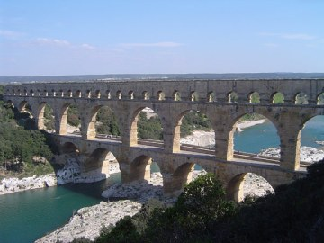 New Delta aqueduct composed of draft plans (Photo: Wikimedia Commons)