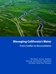 Managing California's Water