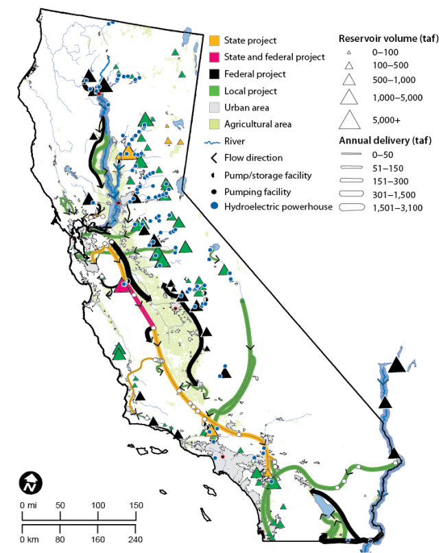 Getting Through The Dry Times California Waterblog