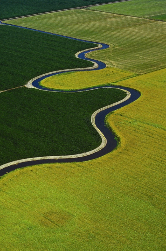 "An water bond measure on the November 2014 general election ballot includes $2.25 billion to fund Delta ""sustainability"" projects, to improve both ecosystem health and water supply reliability. Photo: State Department of Water Resources"