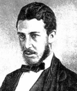 William Stanley Jevons, British economist, 1835 - 1882. Source: Wikimedia Commons