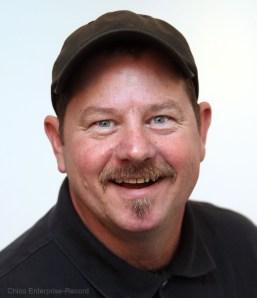 Bill Husa, photo editor at the Chico Enterprise-Record in Butte County. Photo: Chico Enterprise-Record