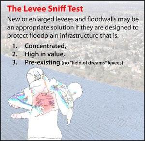 Levee Sniff Test