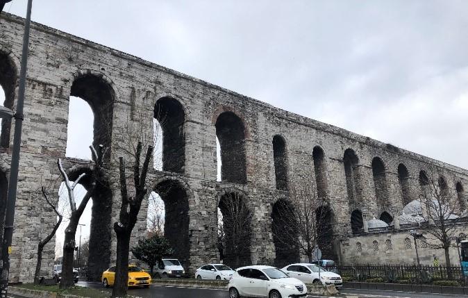 Valens aqueduct 2020